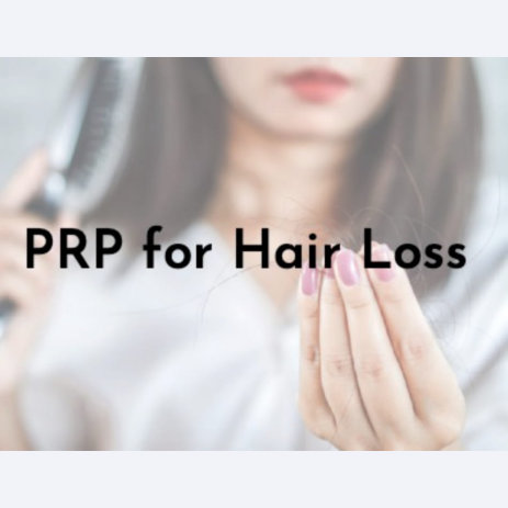 PRP injections Hair Growth Treatment