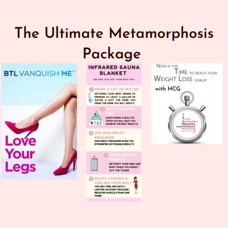The Ultimate Metamorphosis Package